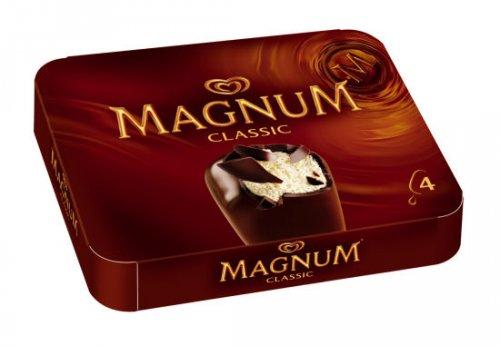 Langnese Magnum (versch. Sorten) bei REWE - 1,99 € (statt 2,99 €)