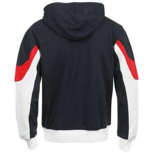 Men's Fila Hooded Jumper - Navy für 10,45€ inkl VSK