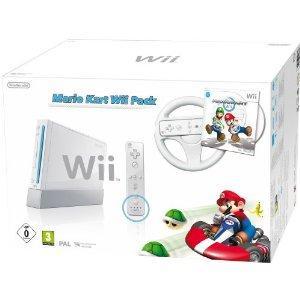"Nintendo Wii ""Mario Kart Pak"" bei Amazon.de"