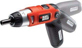 Black & Decker Akku-Schrauber KC36LN-QW bei PENNY