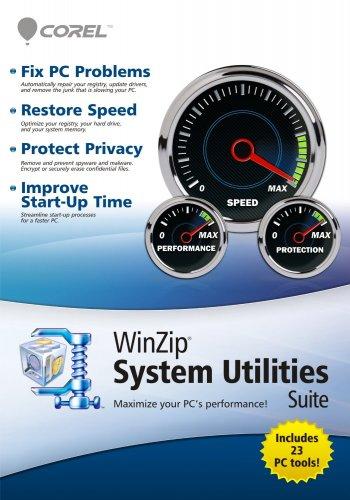 WinZip Systems Utilities Suite[Download] für 2,22€ @Amazon.com