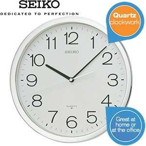 Seiko Wanduhr QXA020S - Durchmesser 36cm für 34,95€ zzgl. 5,95€ Versand @iBOOD