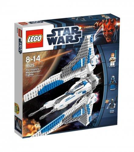 Lego™ - Star Wars: Pre Vizsla's Mandalorian Fighter (9525) für €28,10 [@Real.de]