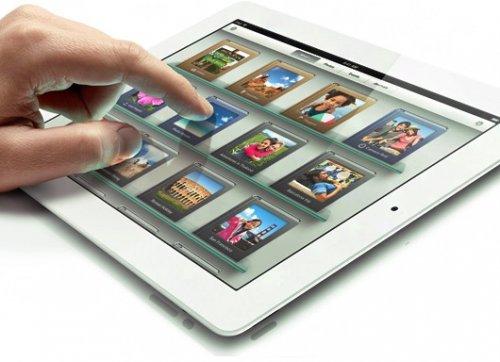 Apple iPad 4 Wi-Fi + Cellular (ab einm. 49€) inkl. 4,5 GB Vodafone LTE für 24,95€ / Monat