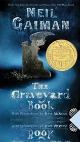 "Neil Gaiman liest ""The Graveyard Book"""