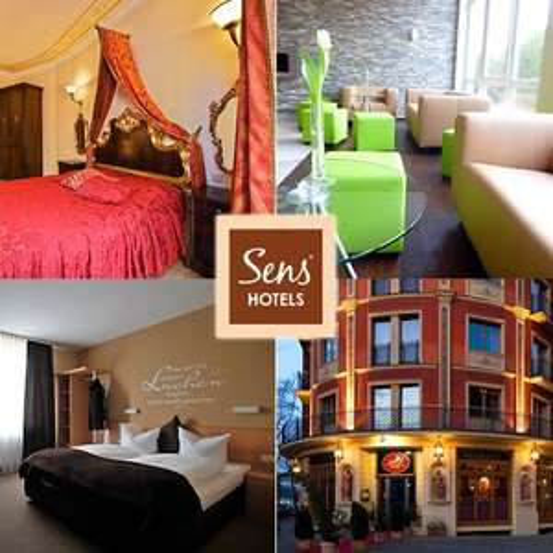 3Tage im Sens Hotel Berlin Wilmersdorf - Spandau - oder Michendorf bei Potsdam 2ÜF-2P im Sens Hotel Ihrer Wahl  @ebay 69€