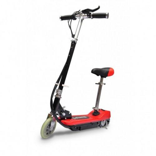 Elektro Roller mit Sitz für nur 89,80 EUR inkl. Lieferung