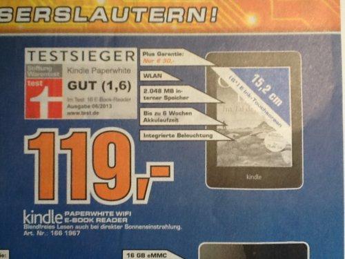 Saturn Kaiserslautern - Kindle Paperwhite WiFi