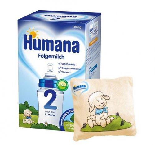 Humana mit gratis Kirschkernkissen