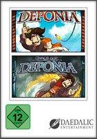 Deponia Bundle (Teil 1+2) für 13,49€