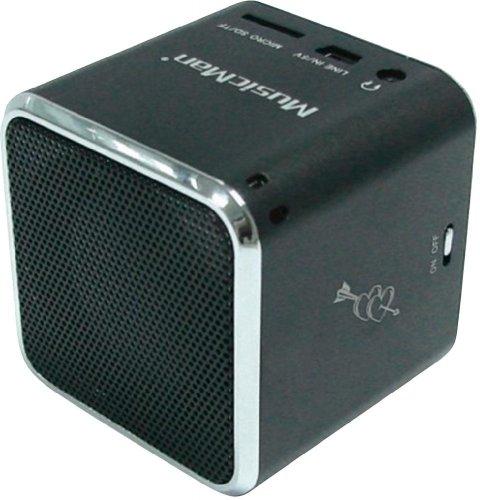 Technaxx MusicMan Mini mobiler Mini-Lautsprecher versandkostenfrei bei voelkner
