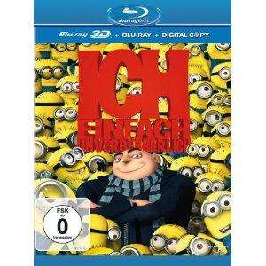 Despicable Me[ Blu Ray] ~ Tripple Play 15 € @ Zavvi