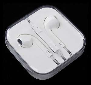 EarPods Headset für Apple iPhone 5 4S 4 3G 3GS - 7,90€ inkl. Versand!