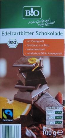 100g Bio Fairtrade Schokolade für 0,49€ [PENNY] - lokal?