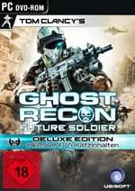 Tom Clancys Ghost Recon Future Soldier: Deluxe Edition für 10€ @McGame