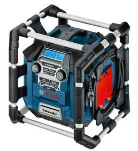 Bosch Blau Baustellenradio GML 20