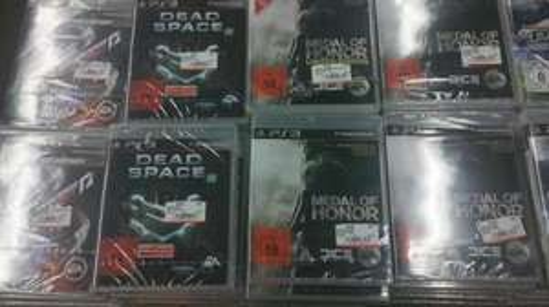 [Lokal? Berlin Media Markt Schloßstr.] Dead Space 2 PS3 und andere