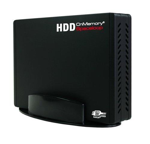[Saturn Hamburg] 3 TB HDD  externe Festplatte CnMemory Spaceloop 3,5 ZOLL  USB 3.0