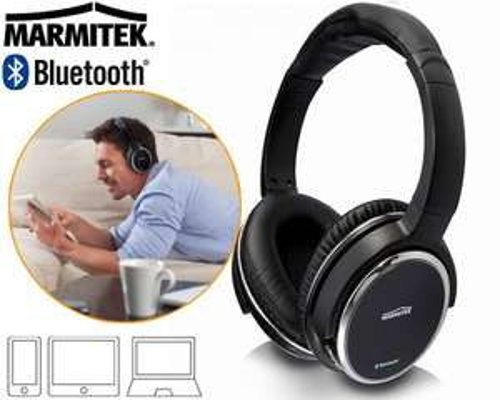 Marmitek BoomBoom 560 Bluetooth Stereo Kopfhörer für 29,95€ zzgl. 5,95€ Versand @guut.de