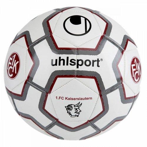 Fußball Ball Gr. 5 von Uhlsport mit 1. FC Kaiserlautern aufdruck für nur 9,94 EUR inkl. Versand