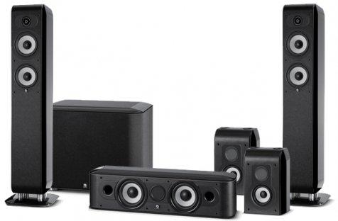 Boston Acoustics 5.1 Set M-Serie