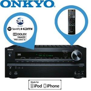Onkyo TX-NR616 AV-Receiver (refurbished)