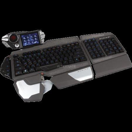 """Mad Catz Gaming Tastatur 24 Sondertasten """"S.T.R.I.K.E.7"""""""