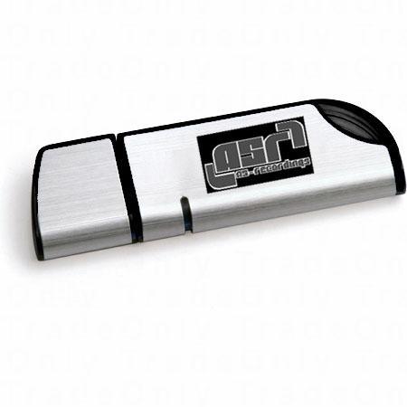 4 GB USB Stick mit Musik drauf ( aus UK) LIMITIERT:15.000 Stück