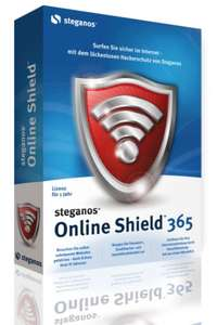 Steganos Online Shield 365 [6 Monate Gratis VPN]