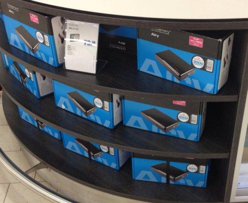 [Lokal Bielefeld] 3TB CnMemory Airy USB3.0 im Marktkauf Gadderbaum