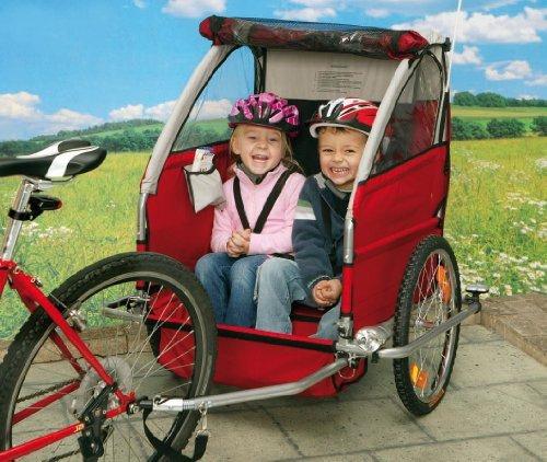 [Offline] ATU: profex Security plus Fahrradanhänger für 2 kinder deutlich unter idealo (79,99 statt 112,49 Euro)