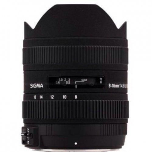 Sigma 8-16mm f4.5-5.6 DC HSM Pentax