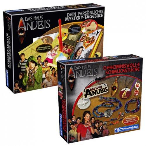Das Haus Anubis Bundle für 6.75€ @Real