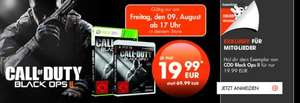 Call of Duty Black Ops 2 (Xbox oder Ps3) ab morgen 17 Uhr  bei Gamestop