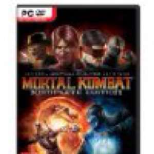 "Steam ""Mortal Kombat Komplete Ed.""Amazon.com"
