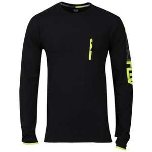 "Nike™ - Herren Sport-Langarmshirt ""The Athletic Department"" (Schwarz) für €11,62 [@Zavvi.com]"