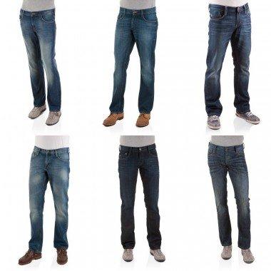 Mustang Jeans und Hemden div. Modelle für Damen und Herren für EUR 23,85