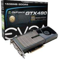EVGA Geforce GTX 480 Superclocked bei Alternate für 159,90