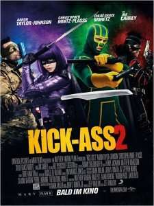 Kino Preview / Double-Feature: Kick-Ass & Kick-Ass 2 (14.08.)