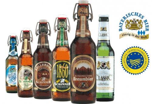 Schinner Biere 9,99 € bei Fristo + Anti Öttinger Aufruf ;)