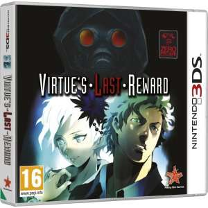 (UK) Virtue's Last Reward [Nintendo 3DS] für 17.37 € @ Zavvi