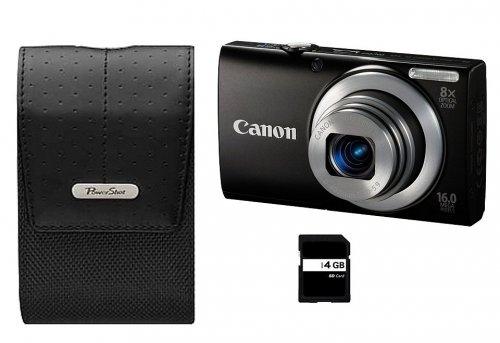 Canon PowerShot A4050 IS Digitalkamera, 16 Megapixel, 8x opt. Zoom für 88€ @ Otto (bei Lieferung in Hermes Shop)  (Neukunden zahlen ggf weniger)