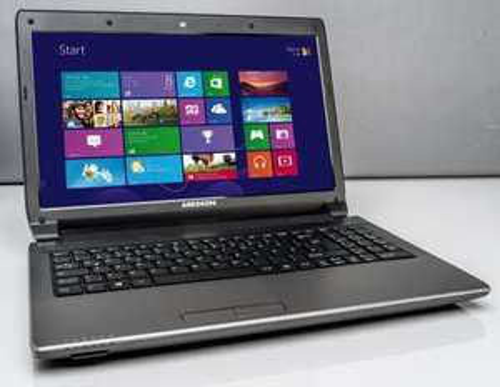 """Medion™ - 15.6"""" Notebook """"AKOYA P6638"""" (i3-3120M 2x2.50GHz,4GB RAM,1TB HDD,1GB nVidia GT 635M,USB 3.0,Win 8) (B-WARE) ab €331,45 [@MeinPaket.de]"""