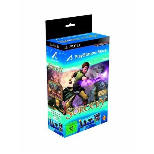 Sorcery + Move Starter Pack Bundle Playstation 3 !!!!! NEU+OVP !!!!!   real         langenfeld    statt 79,95 für 20 euro