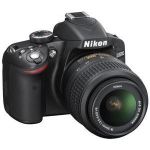 [ebay/redcoon] Nikon D3200 Kit AF-S DX 18-55 VR, 24.2 Megapixel - 399€
