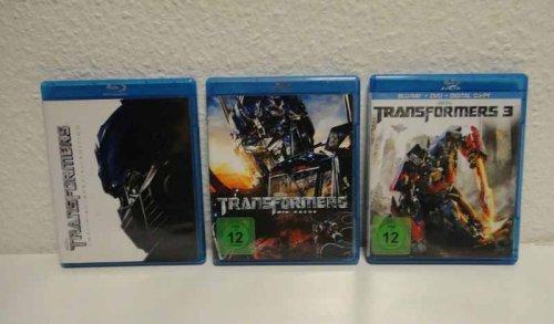 Transformers Trilogie Blu-ray
