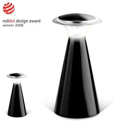 Glas LED Design Schreibtisch- und Nachtlampe insgesamt 10,94 statt 79,90 + Freebies!! @druckerzubehoer