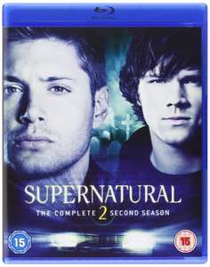 Supernatural Staffel 2 [Blu-ray] inkl. Vsk für 14,57 € [Amazon.uk]