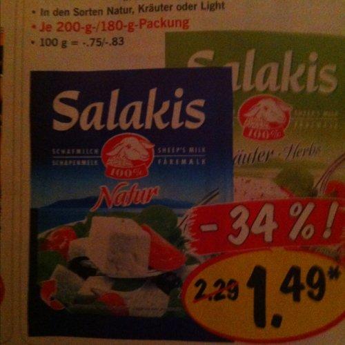 (Lidl) Salakis Weichkäse 1,49€