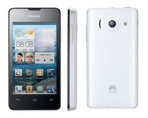 Huawei Ascend Y300 (weiss) für 106,80€ @ Amazon Marketplace (Clevertronic)